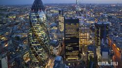 Лондон, Великобритания, небоскреб, лондон сити, башня мэри экс, небоскреб огурец