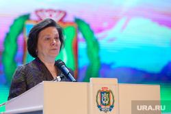 Визит кандидата в губернаторы Тюменской области Александра Моора. Нижневартовск, комарова наталья