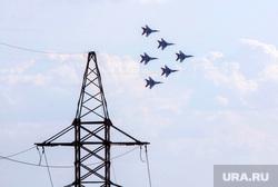 Пилотируемая группа «Стрижи». Магнитогорск, самолеты, лэп, стрижи, миг-29