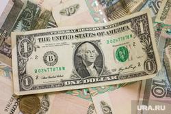 Клипарт. Деньги и прочее., кризис, доллар, рубли, валюта