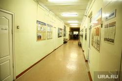 Школа №127. Первый учебный день после нападения. Пермь, школьный коридор