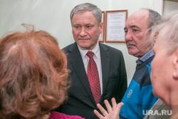 Встреча губернатора Кокорина с ветеранами города. Курган, кокорин алексей, ветераны