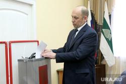 Заседание избирательной комиссии области нового состава. Курган, самокрутов валерий