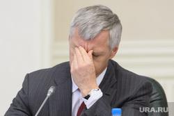 Совещание с представителями партий УрФО в полпредстве. Екатеринбург, усталость, головная боль, гартунг валерий
