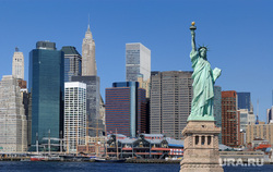 Клипарт depositphotos.com, нью йорк, сша, статуя свободы