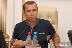 Встреча с Вадимом Шумковым - за губернатора Тюменской обл Курган