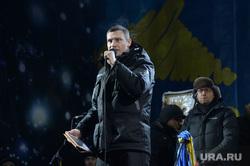 Евромайдан. Киев (Украина), кличко виталий, яценюк арсений