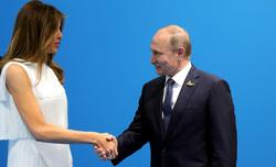 Путин G20, Трамп, Макрон, Меркель Эрдоган, путин владимир, Меланья Трамп
