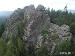 Гора (скалы) Шунут