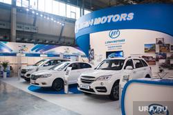 Обход павильонов МВЦ накануне первого дня работы ИННОПРОМа. Екатеринбург, lifan motors