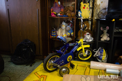 Ремонт у Степана Степанова. Советский, детские игрушки, велосипед детский