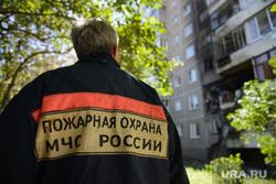 Взрыв на Сыромолотова, 28. Екатеринбург, мчс россии, пожарные, спасатели