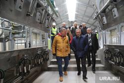 Посещение молочной фермы Александром Моором и Алексеем Бобровым. Петелино, бобров алексей, моор александр