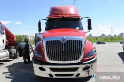 Автосалон Авто шоу. Челябинск., фура, грузовик, автотрак