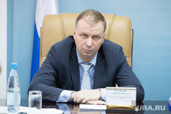 Брифинг директора департамента строительства и ЖКХ Ванюкова Романа. г. Курган, потапов андрей