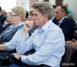 Встреча губернатора Максима Решетникова с главврачами пермских больниц по поводу развития системы здравоохранения. Пермь, зубарев анатолий