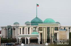 Чечня, резиденция кадырова, президентский дворец