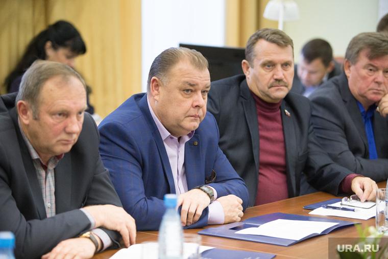 Заседание комитета Курганской областной Думы по аграрной политике и природным ресурсам. г. Курган