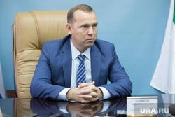 Встреча врио губернатора Курганской области Шумкова Вадима со СМИ. г. Курган