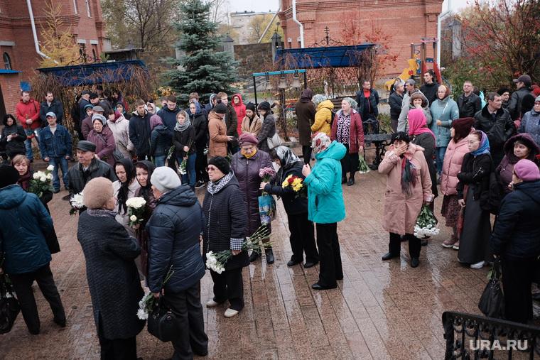 Похороны погибшего в Керчи. Челябинск, Егор Перепелкин, челябинск похороны
