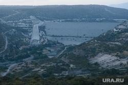 Виды Лимассола, Гирне, Куриона и Продромоса. ТРСК и Республика Кипр, дамба каури, достопримечательности кипра