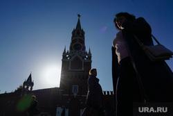 События с улиц. Москва, спасская башня, город москва, кремль