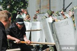 Бунт в колонии ГУФСИН (Архив 2007). Челябинск, бунт заключенных