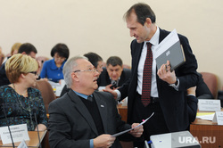 Аппаратное заседание у главы Челябинска, алейников владимир, параничев юрий