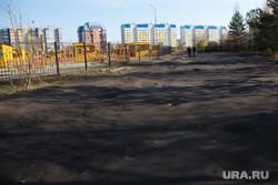 Рейд по дорогам с ОНФ. г. Курган, грунтовая дорога, дорога