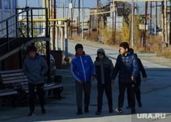 Поселок Тазовский, Новый Уренгой, Ямало-Ненецкий автономный округ, подростки, дети