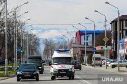 Чечня, скорая помощь, горы, кавказ, грозный