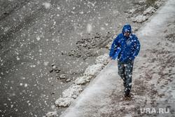 Форум институтов развития. Пленарное заседание. Екатеринбург, снег на тротуаре, снегопад, зима, непогода, плохая погода, мокрый снег