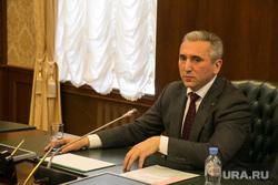 Пресс-конференция ВРИО губернатора тюменской области Александра Моора. Тюмень, моор александр