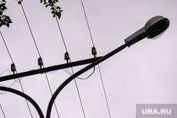 Выездное заседание правительства в Каменске-Уральском, электросети, фонари освещения