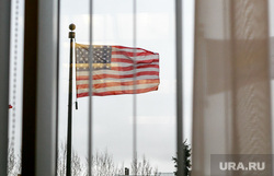 VI Международная конференция по ВИЧ\СПИД. Москва, американский флаг, флаг сша, коалиция, французский флаг, флаг франции