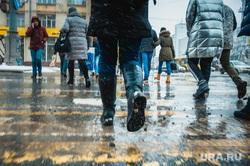 Виды Екатеринбурга, ботинки, лужи, грязь, город, грязьбург, весна