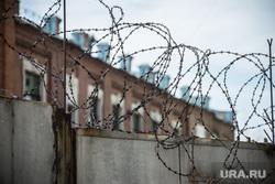 Работы на заводе ОЦМ: снесли часть здания. Екатеринбург, колючая проволока, зона, заключение, тюрьма, лагерь, следственный изолятор