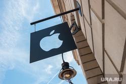 Клипарт depositphotos.com , iphone, apple, логотип apple