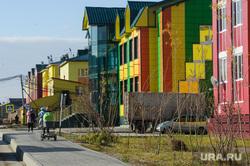 Поселок Тазовский, Новый Уренгой, Ямало-Ненецкий автономный округ, новостройка, новый дом, поселок тазовский