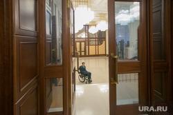 Итоги независимой экспертизы проектов Фонда президентских грантов с участием Сергея Кириенко. Москва, инвалидное кресло, двери