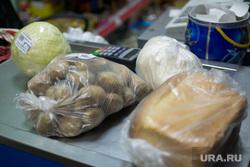 Рейд по магазинам, Салехард, продукты, касса, еда, хлеб, картофель