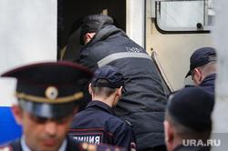 Суд над Олегом Дудко, дело о стрельбе в Тимониченко. Екатеринбург, сизо, автозак, охрана, конвой, полиция, тюремная роба, тюремная одежда, перевозка заключенных