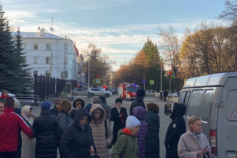 Эвакуация правительства Челябинской области, эвакуация правительства