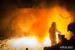 ММК. 85 лет. Магнитогорск, искры, ммк, металлургия, металл, производство, домна, доменщик, доменная печь 9