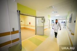 Визит Орлова в Нижний Тагил , больница, больничный коридор