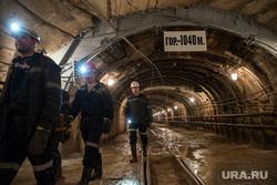 Открытие шахты Черемуховская Глубокая. Североуральск, тоннель, шахта черемуховская глубокая, горняки