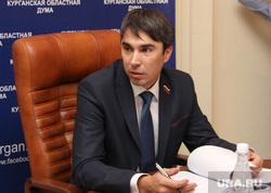 Комитет областной Думы по экономике Курган, кафеев евгений
