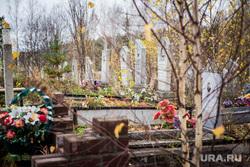 Прощание с Сашей Зыбарь и опрос жителей поселка Верх-Нейвинск, могилы, кладбище