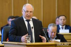 Первое заседание гордумы Екатеринбурга седьмого созыва, чайников валерий