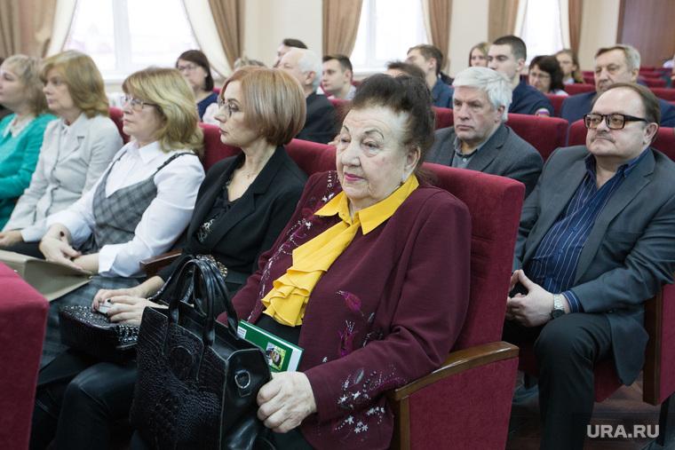 Встреча врио губернатора со студентами и преподавателями КГУ. г. Курган, федорова валентина